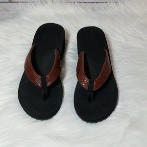Speedo sandals flip flops flipflops Size 9
